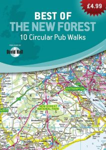 The Little Map Company - 10 Circular Pub Walks - The New Forest