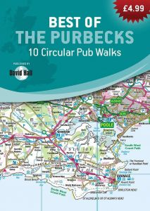 The Little Map Company - 10 Circular Pub Walks - The Purbecks
