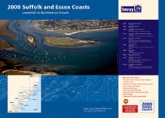 Imray 2000 Series Chart Pack - Suffolk & Essex Coasts (2000)
