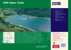 Imray 2000 Series Chart Pack - Upper Clyde (2900)