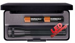 Maglite - Mini-mag - LED 2 Cell AA - Black Torch (18)