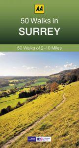 AA - 50 Walks - Surrey