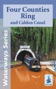 Heron Waterway Map - Four Counties Ring And Caldon Canal