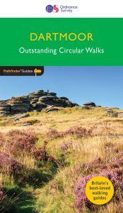 OS Crimson Pathfinder Guide - Dartmoor
