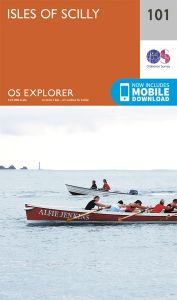 OS Explorer - 101 - Isles of Scilly