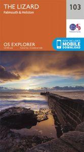 OS Explorer - 103 - The Lizard
