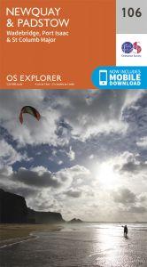 OS Explorer - 106 - Newquay & Padstow