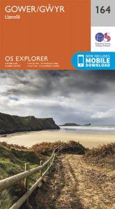 OS Explorer - 164 - Gower/Gwyr