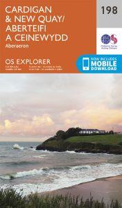 OS Explorer - 198 - Cardigan & New Quay