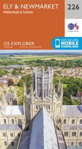 OS Explorer - 226 - Ely & Newmarket