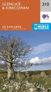 OS Explorer - 310 - Glenluce & Kirkcowan