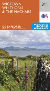 OS Explorer - 311 - Wigtown, Whithorn & The Machars
