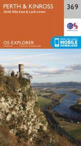 OS Explorer - 369 - Perth & Kinross