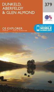 OS Explorer - 379 - Dunkeld, Aberfeldy & Glen Almond