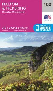 OS Landranger - 100 - Malton & Pickering, Helmsley & Easingwold
