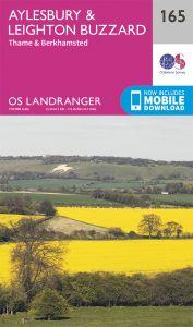 OS Landranger - 165 - Aylesbury, Leighton Buzzard