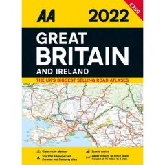 AA - Road Atlas - Britain