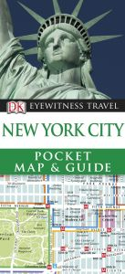 DK - Eyewitness Pocket Map & Guide - New York City