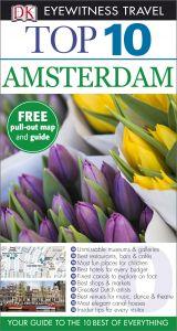 DK - Eyewitness Top 10 Travel Guide - Amsterdam