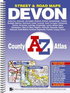 A-Z County Atlas - Devon Atlas