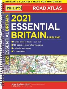 Philips Essential Road Atlas Britain & Ireland