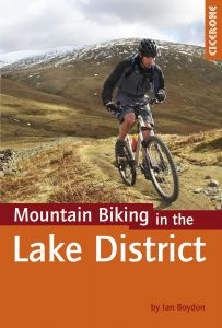Cicerone Mountain Biking In The Lake District