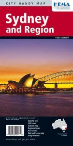 Hema City Map - Sydney & Region Handy