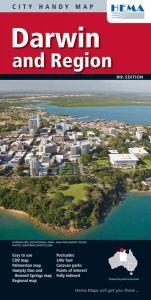 Hema City Map - Darwin & Region Handy