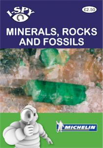I-Spy - Minerals, Rocks And Fossils