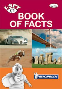 I-Spy - Book Of Facts