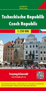 Freytag & Berndt Map - Czech Republic