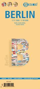 Borch City Map - Berlin