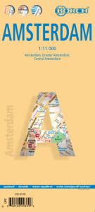 Borch City Map - Amsterdam