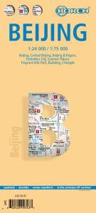 Borch City Map - Beijing