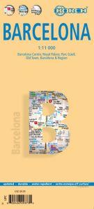 Borch City Map - Barcelona