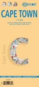 Borch City Map - Cape Town