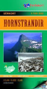Ferdakort - Iceland Regional - Hornstrandir