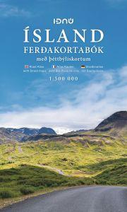Ferdakort - Iceland Regional - Iceland pocket road atlas