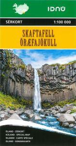 Ferdakort - Iceland Regional - Skaftafell national park