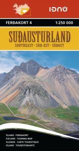 Ferdakort - Iceland Regional - Iceland Southeast