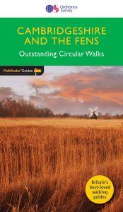 OS Crimson Pathfinder Guide - Cambridgeshire & the Fens
