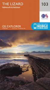 OS Explorer - 103 - The Lizard