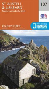 OS Explorer - 107 - St Austell & Liskeard