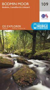 OS Explorer - 109 - Bodmin Moor