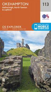OS Explorer - 113 - Okehampton