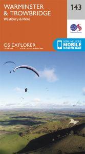 OS Explorer - 143 - Warminster & Trowbridge