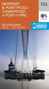 OS Explorer - 152 - Newport & Pontypool