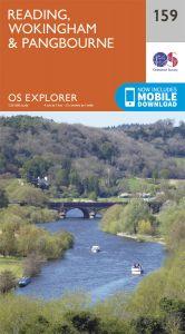 OS Explorer - 159 - Reading