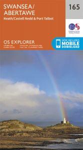 OS Explorer - 165 - Swansea/Abertawe