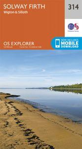 OS Explorer - 314 - Solway Firth